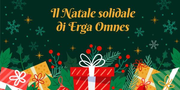 il natale solidale di Erga Omnes